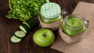 Owoce i warzywa na ochłodę