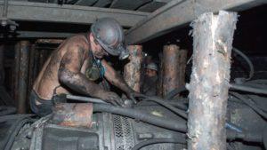 Zapraszamy do piekła - niebezpieczna praca górnika